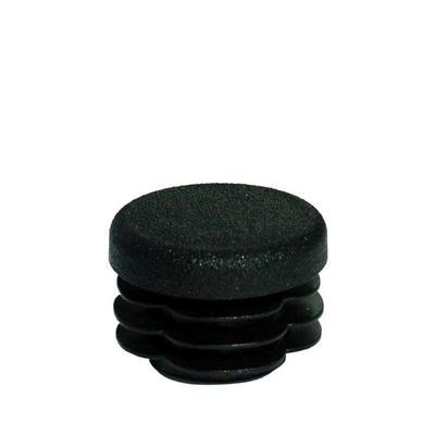 Kunststoff-Einschlaggleiter Ø 23/5 mm schwarz
