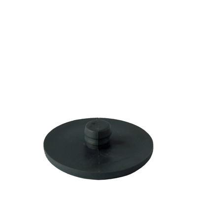 Kunststoff-Einschlaggleiter Ø 30/3 mm RCP Dunkelgrau