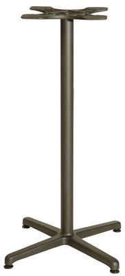 GERADE Kreuz 61 cm Stehtischfuss
