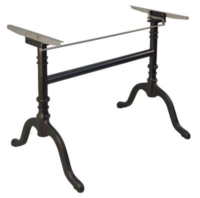 NOSTI T-Paar Outdoor-Tischgestell klappbar