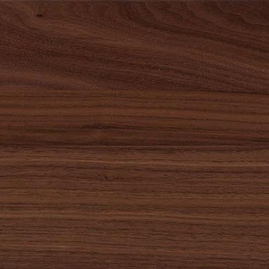 Tischplatte Nussbaum Amerikanisch massiv 75x75 cm