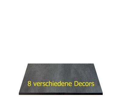 TREWAtop HPL-Tischplatte  60x60 cm