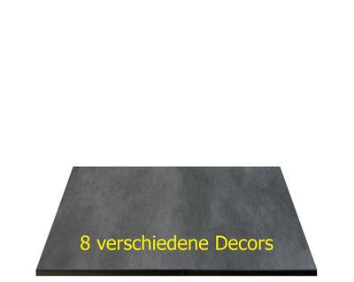 TREWAtop HPL-Tischplatte  70x70 cm