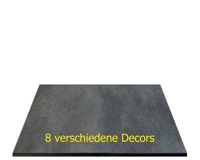 TREWAtop HPL-Tischplatte  75x75 cm