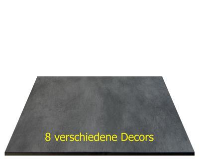 TREWAtop HPL-Tischplatte  80x80 cm