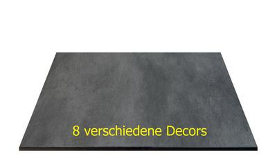 TREWAtop HPL-Tischplatte  90x90 cm