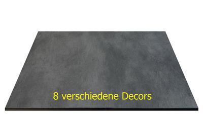 TREWAtop HPL-Tischplatte 100x100 cm