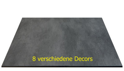 TREWAtop HPL-Tischplatte 120x120 cm