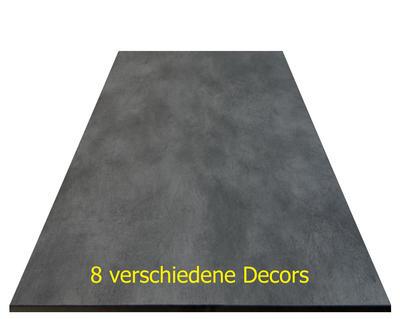 TREWAtop HPL-Tischplatte 140x80 cm