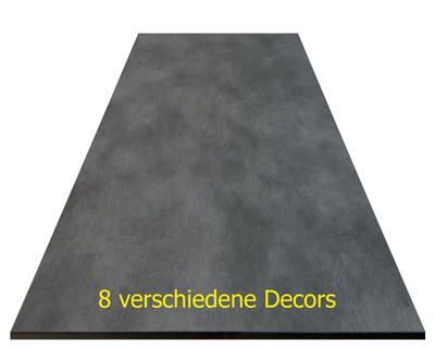 TREWAtop HPL-Tischplatte 180x90 cm
