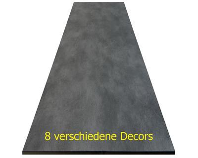 TREWAtop HPL-Tischplatte 240x75 cm