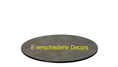 TREWAtop HPL-Tischplatte Ø 60 cm