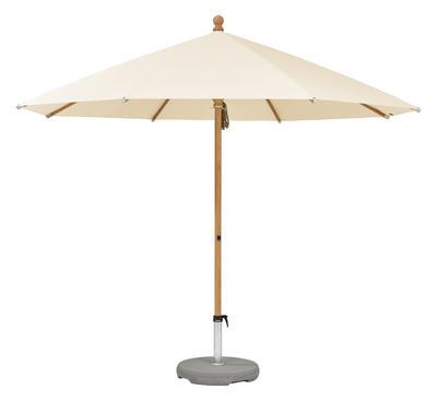 Piazzino Ø 350 cm Stoffklasse 2 Sonnenschirm