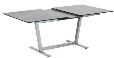 Ausziehbarer Gartentisch 1041 aus Stahl