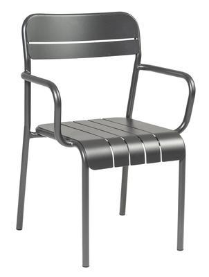 K2001 Stapelsessel aus Aluminium