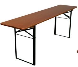 KNFZGT Festzeltgarnitur Tisch