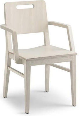 NS11.212 Buche mit Holzsitz